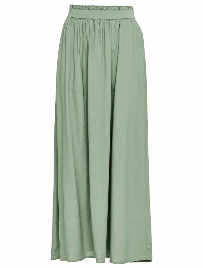grön kjol