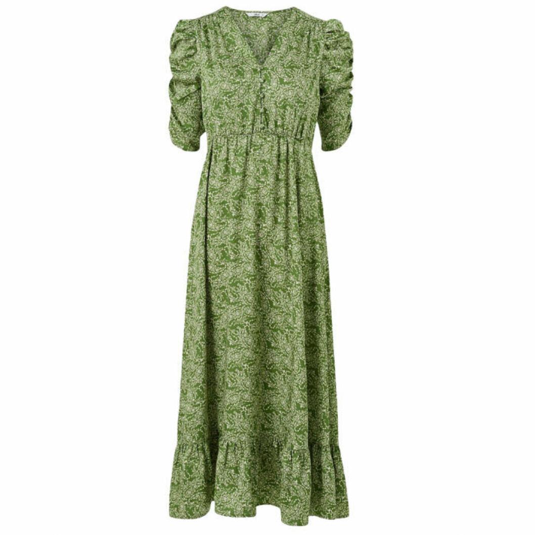 Grön maxiklänning från Ellos collection