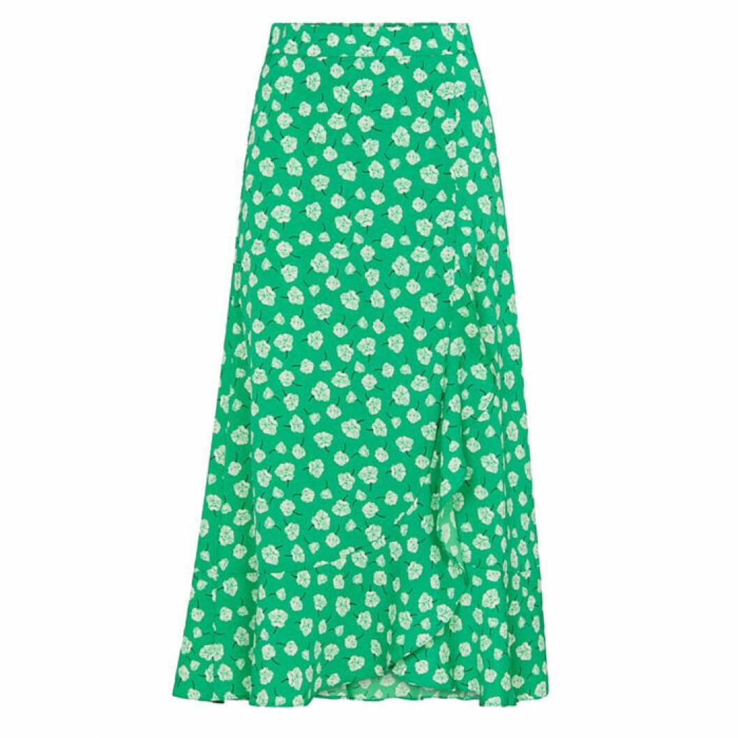 Grön omlottkjol