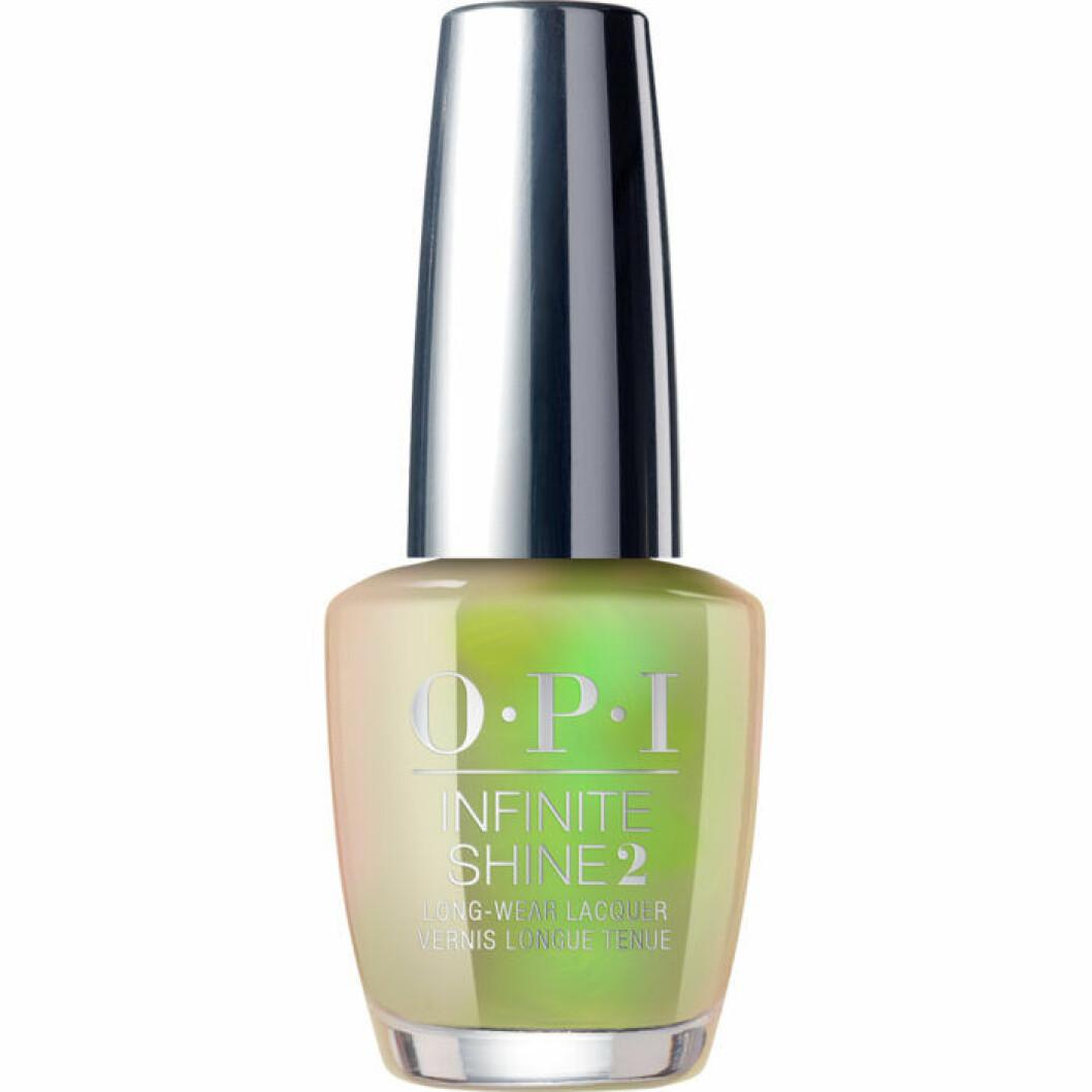 Grönt nagellack från OPI