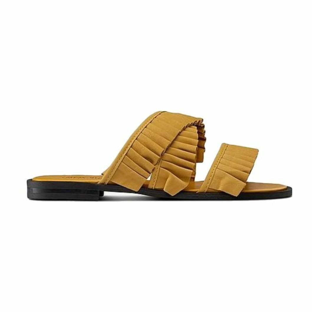 Gula sandaler