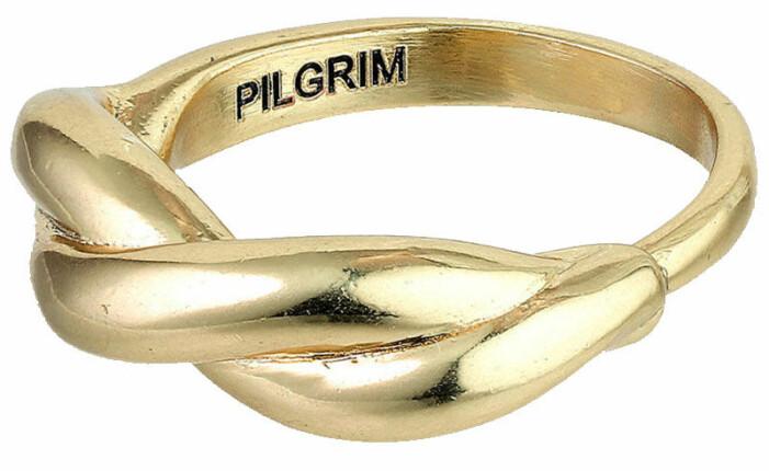 guldig ring pilgrim