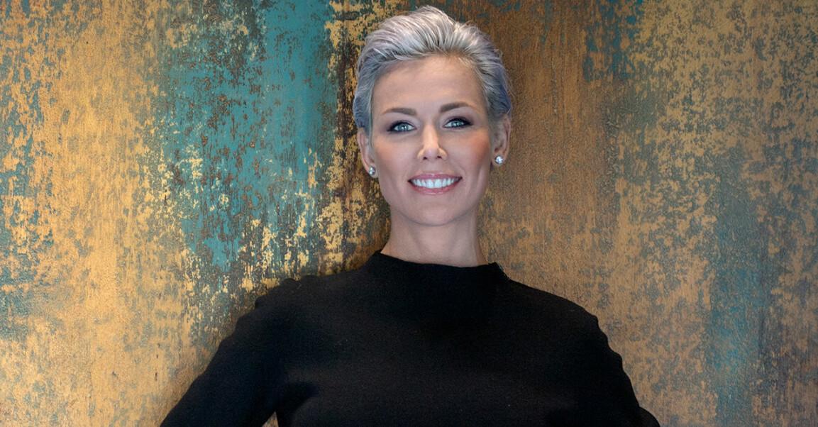 Gunhild Stordalen om stora hälsobeslutet – ett år efter skilsmässan från Petter