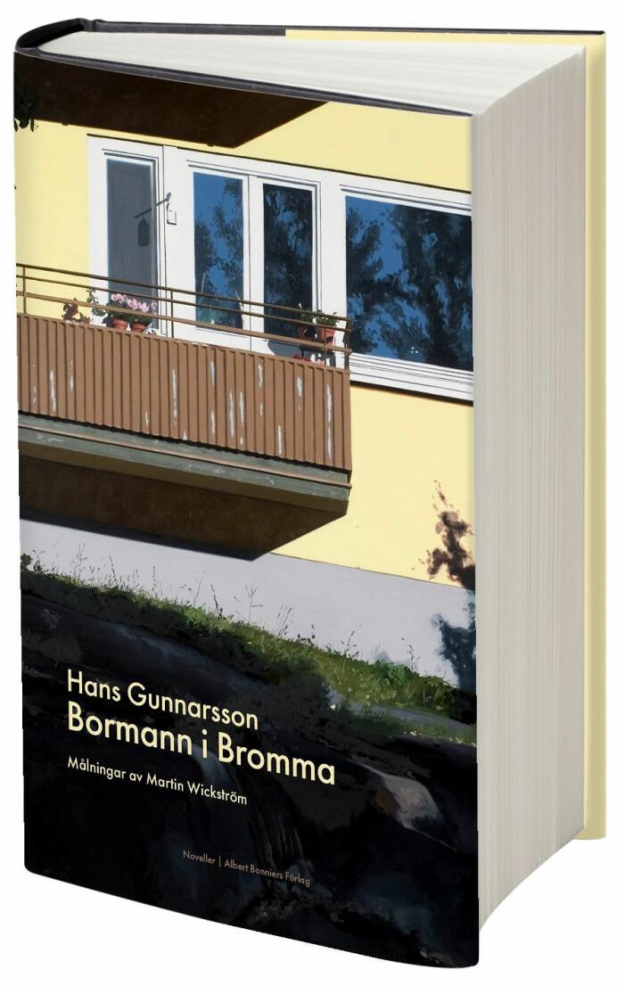 Bormann i Bromma av Hans Gunnarsson.
