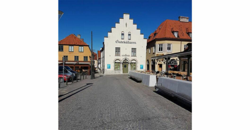 Gutekällaren, Visby