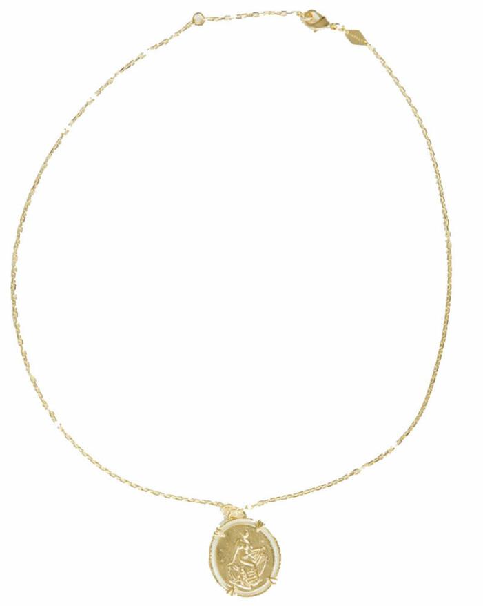 Guldhalsband