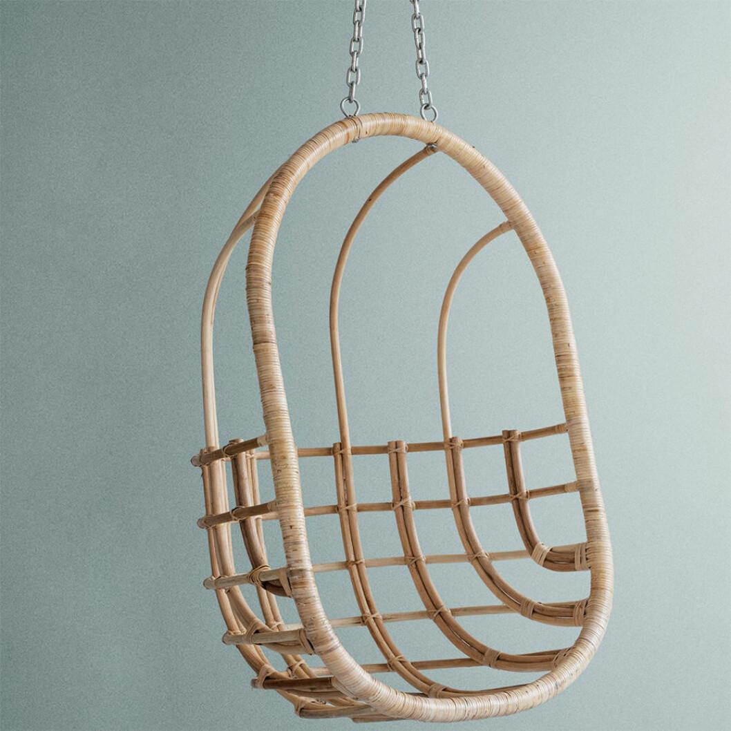 hängande stol från broste copenhagen