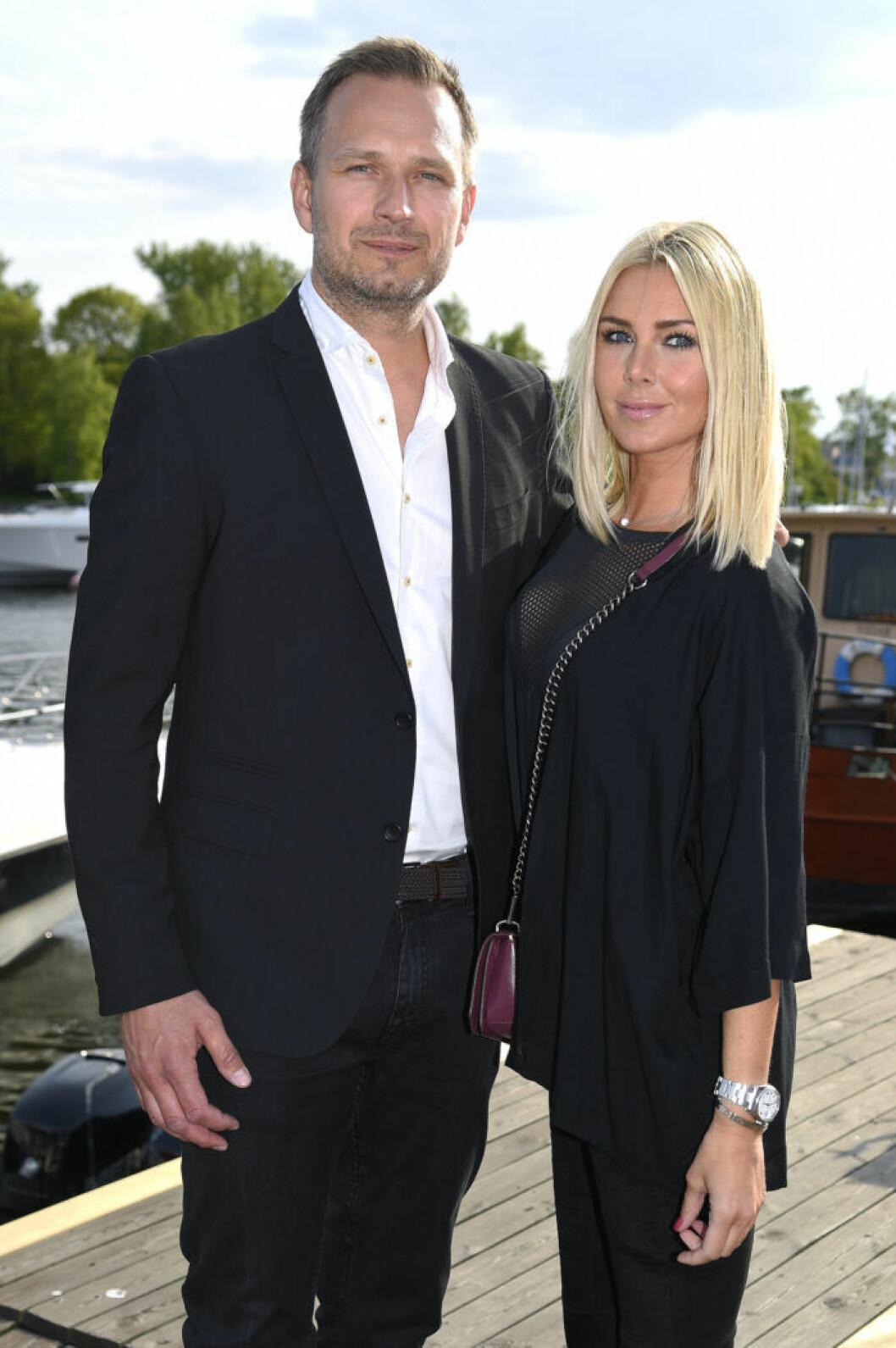 Hannah Graaf och Peter Karyd skilsmässa