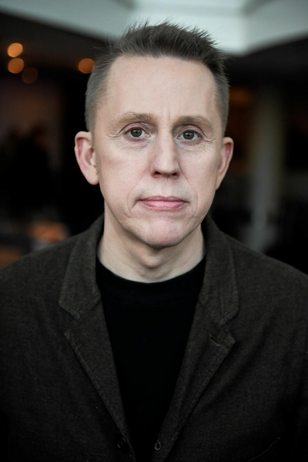 Hans Ingemansson - en av de kändisar som gått bort under 2019.