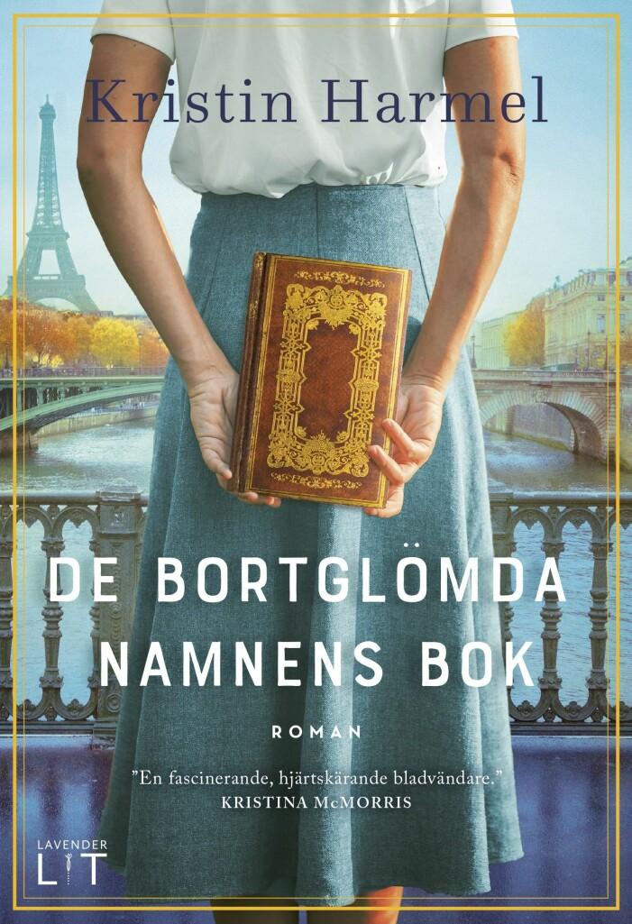 De bortglömda namnens bok av Kristin Harmel
