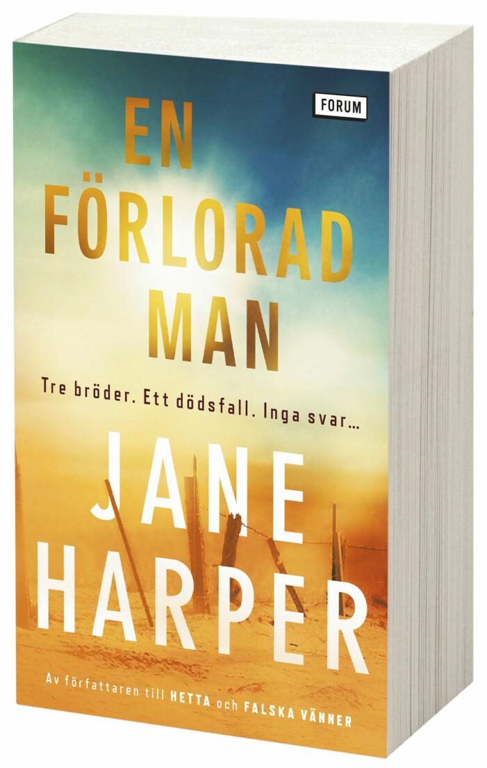 En förlorad man av Jane Harper.