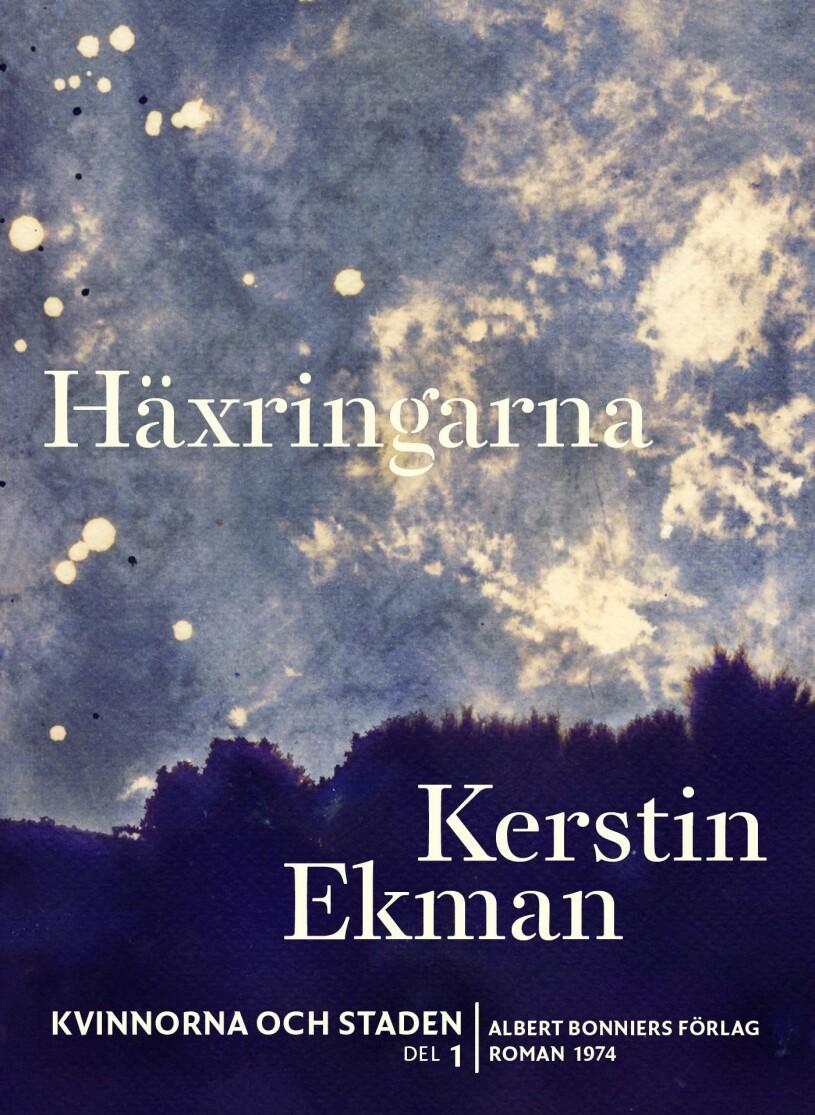Häxringarna av Kerstin Ekman