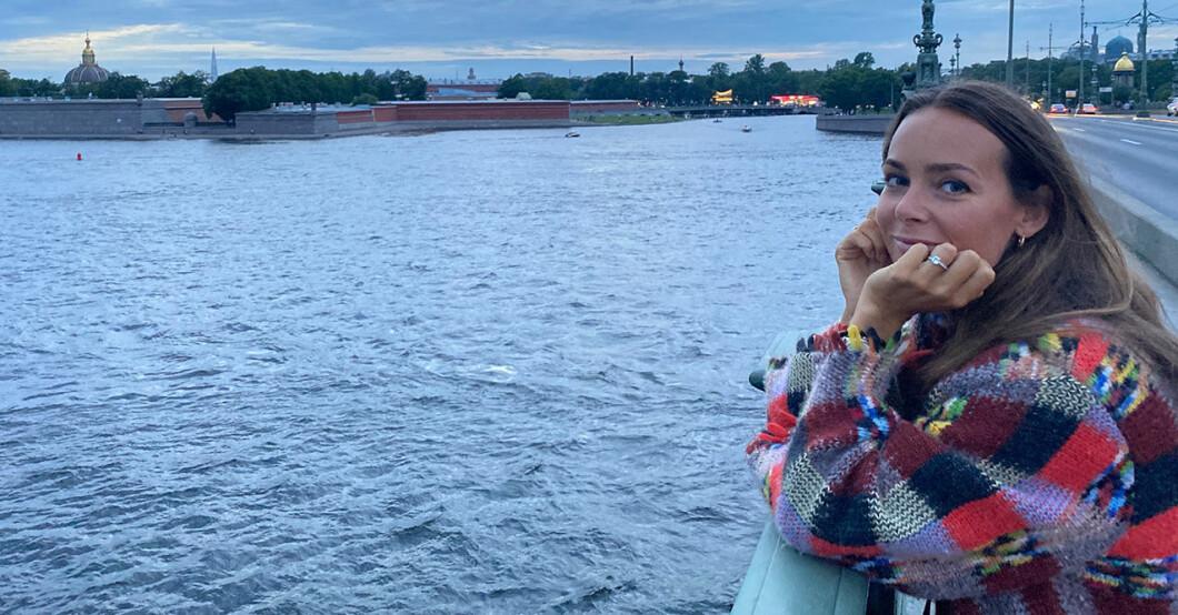 Anna Sane i Stockholm kämpade för att bli gravid i flera år.