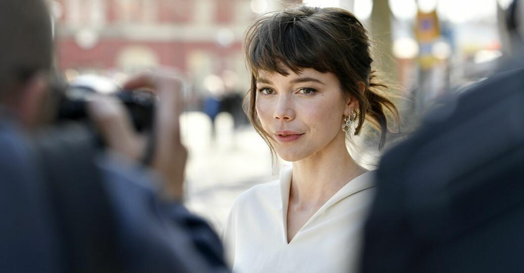 Hedda Stiernstedt har skrivit på upprop mot filmbranschens klimatpåverkan