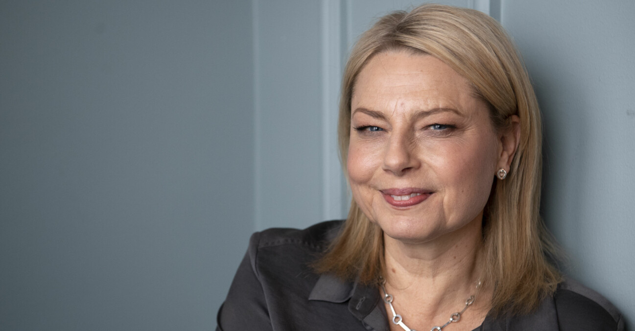 Helena Bergström om att bli äldre