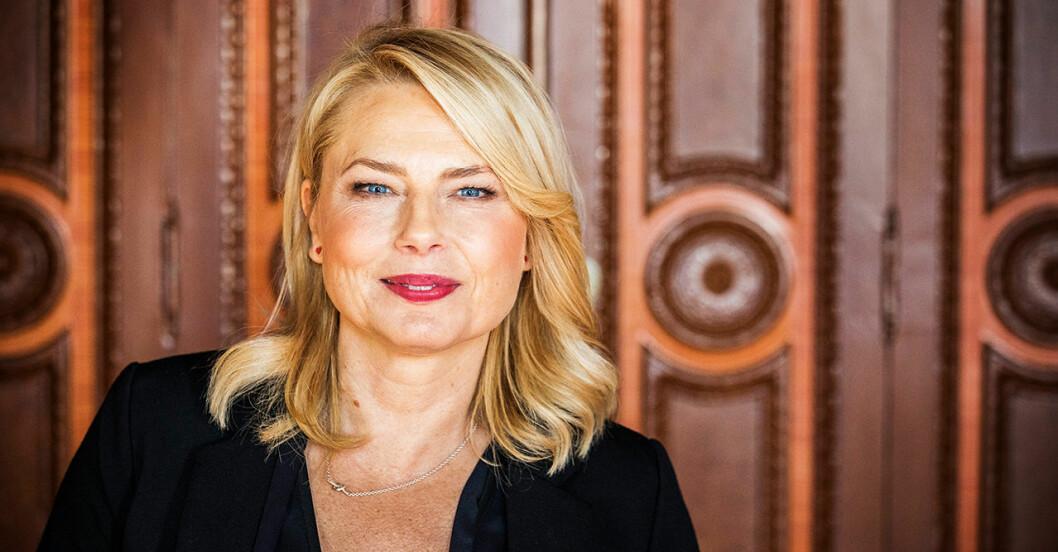 Helena Bergströms tankar kring åldrande, kärlek och de utflugna barnen.