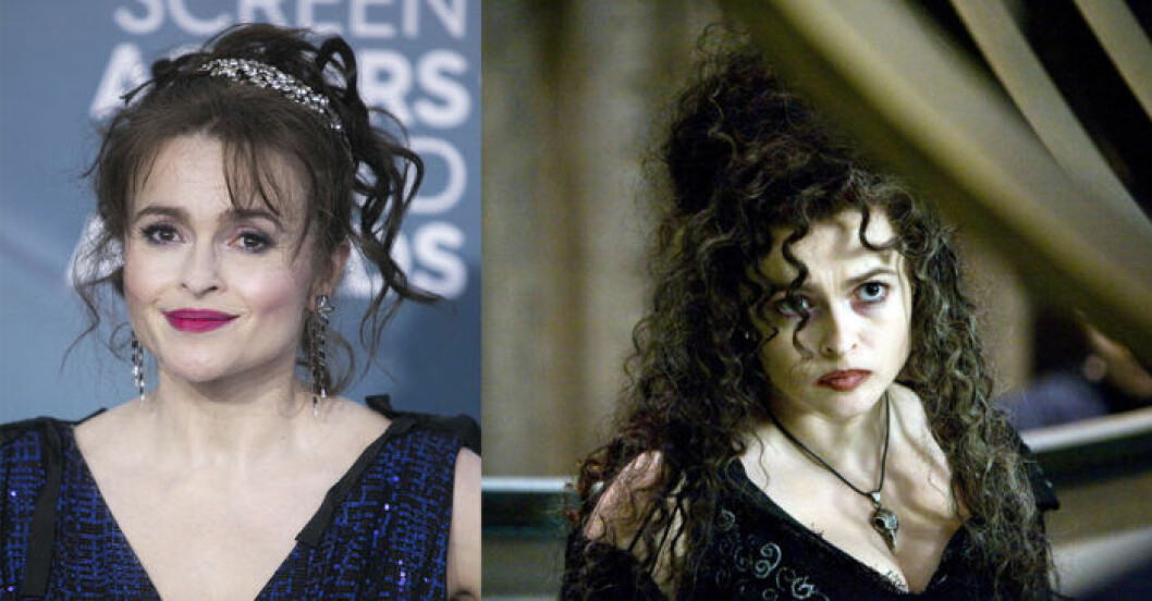 Helena Bonham Carter i Harry Potter