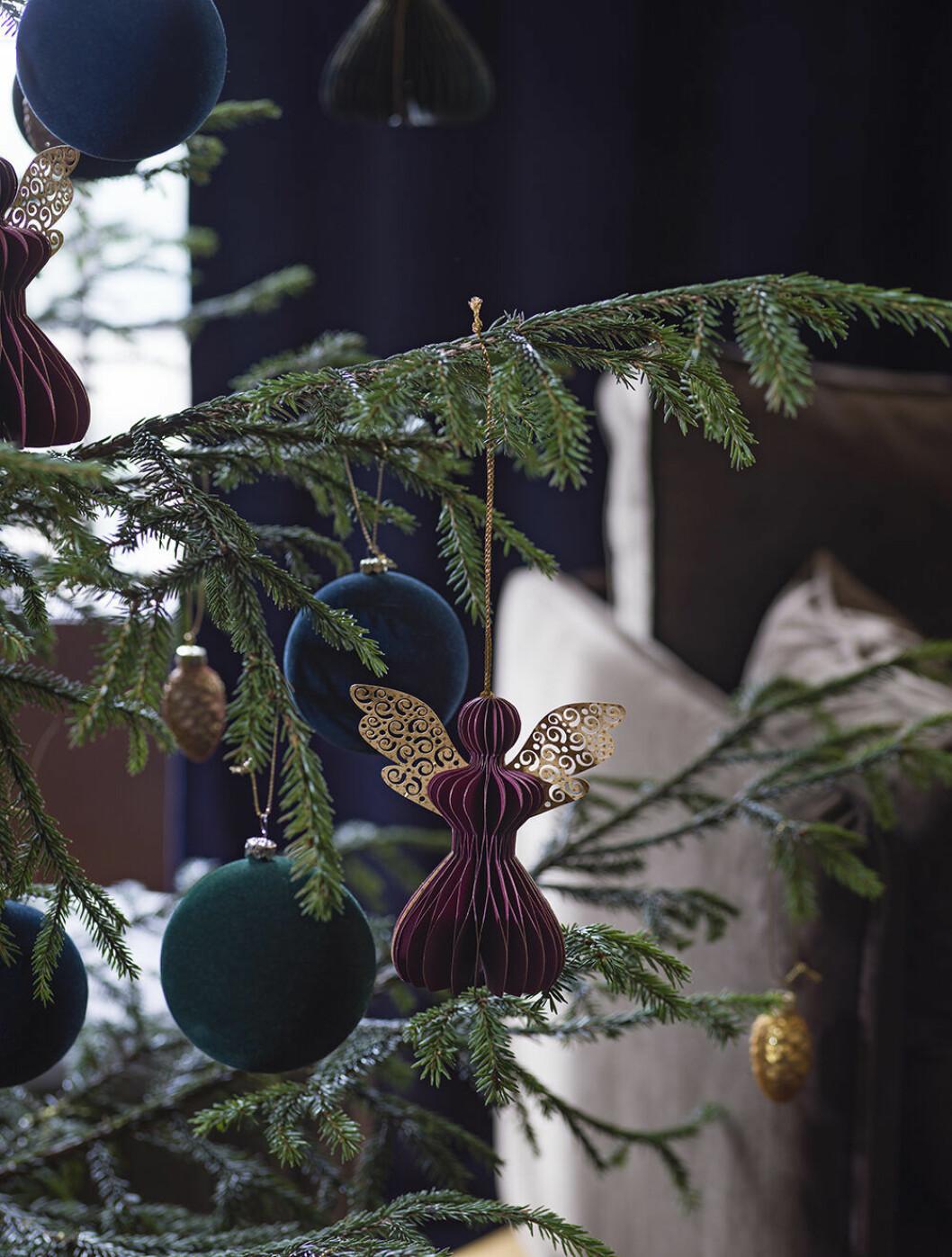 Julgranspynt från Hemtex