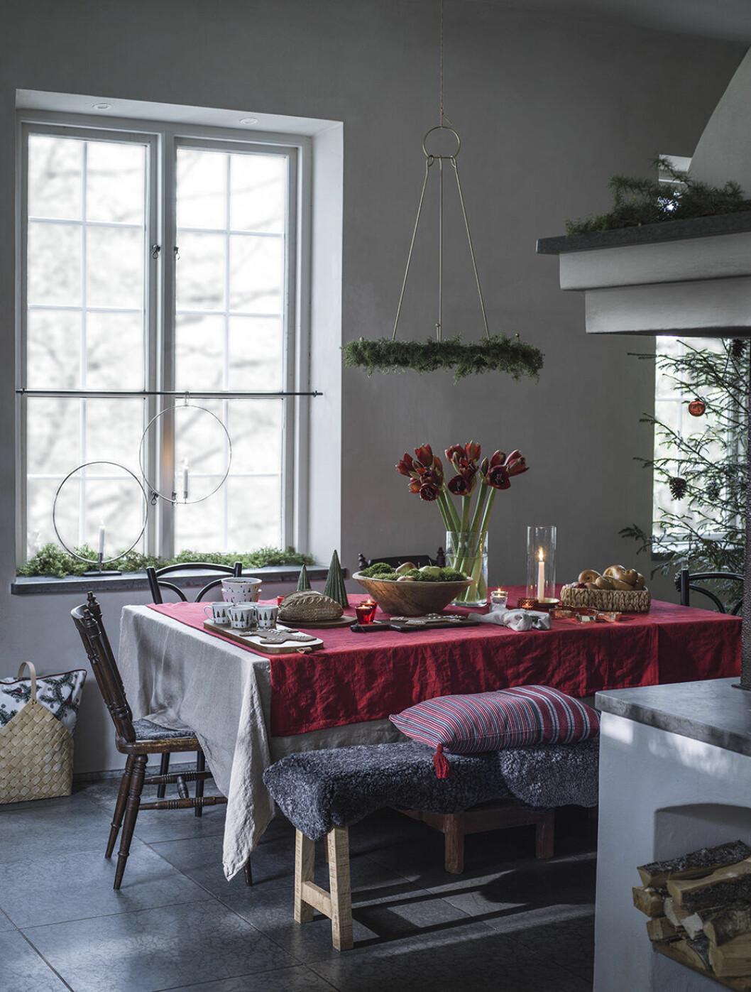 Juldukning på Hemtex 2019