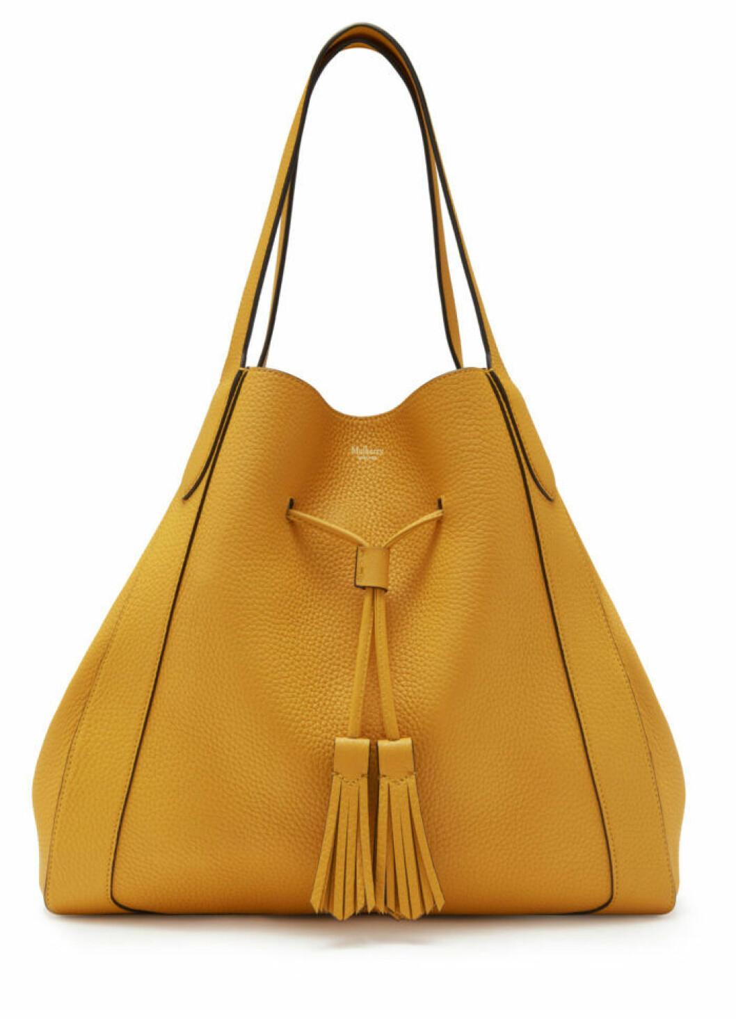 gul väska