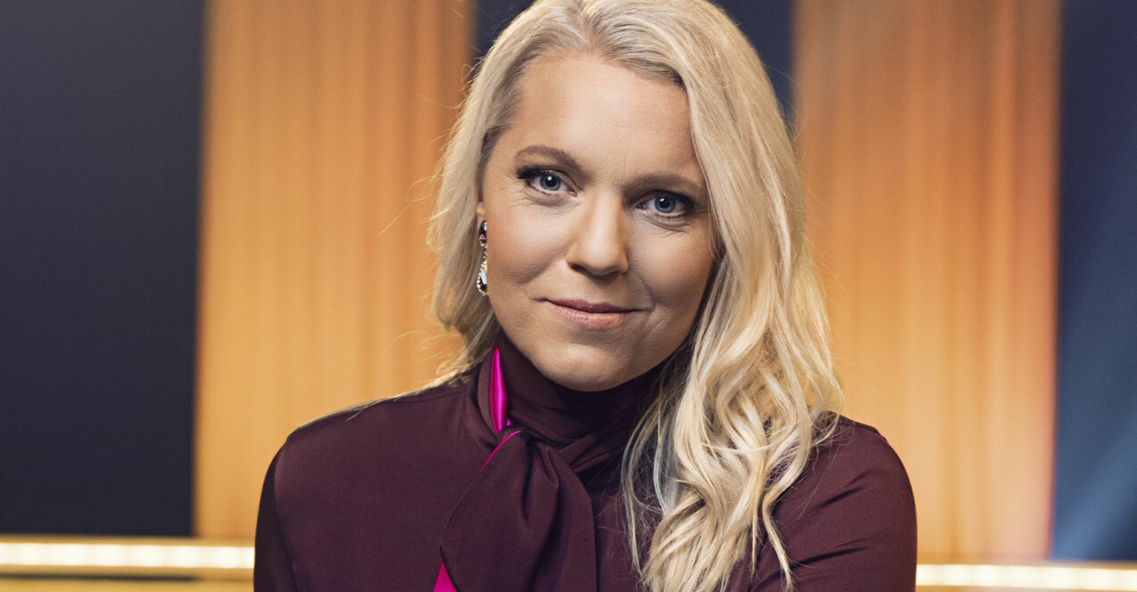 Carina Bergfeldt.