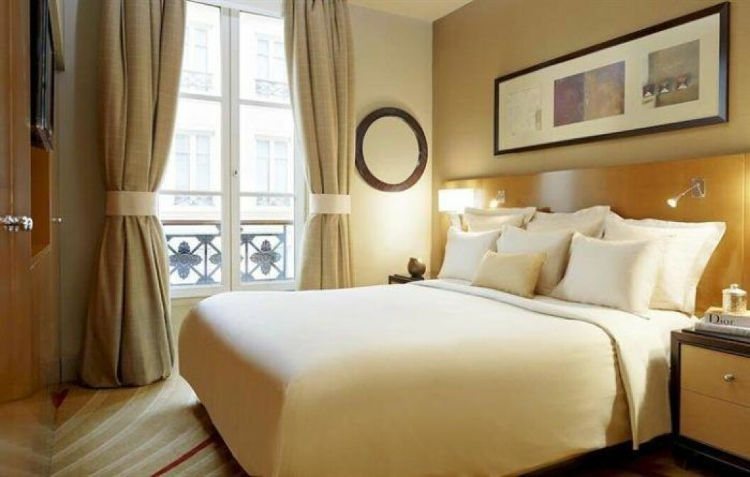 Paris hotell Disneyland