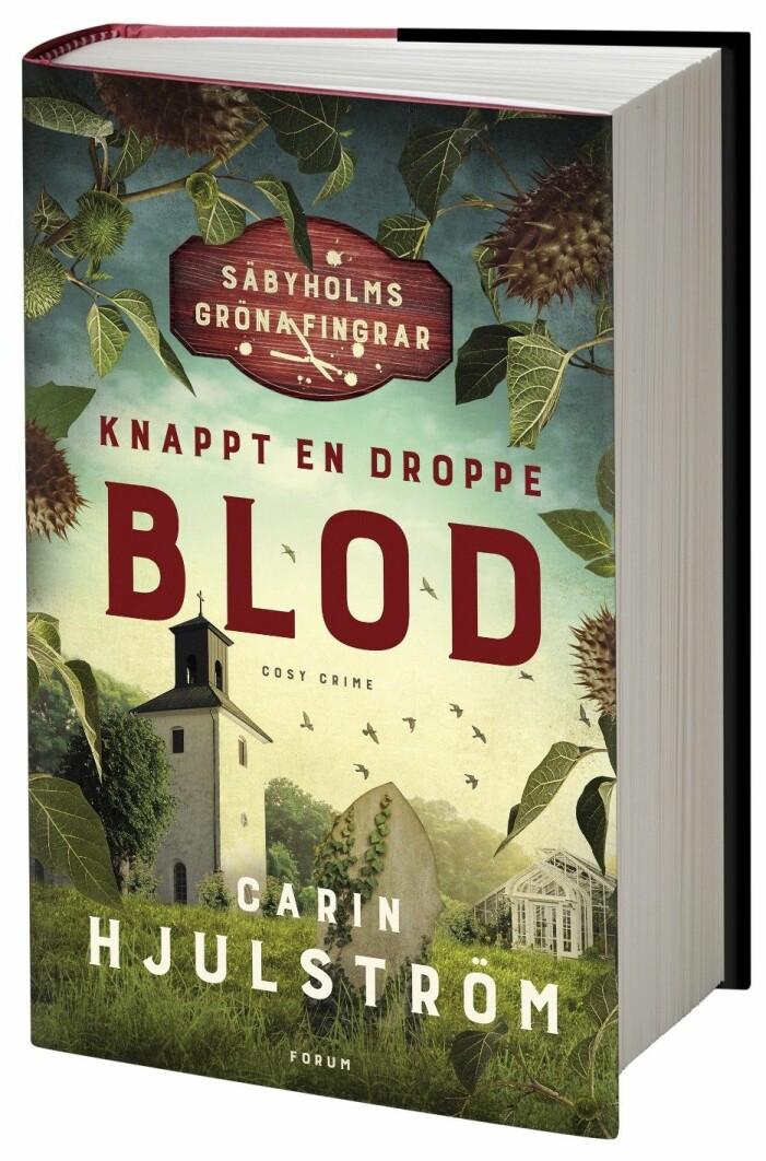 Boken Knappt en droppe blod av Carin Hjulström