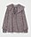 Blommig blus med oversizad volangkrage. Blus från H&M.