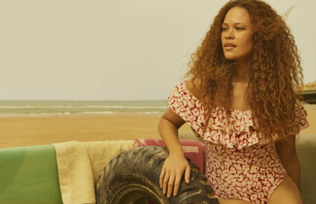 H&M släpper badkollektion med Love stories