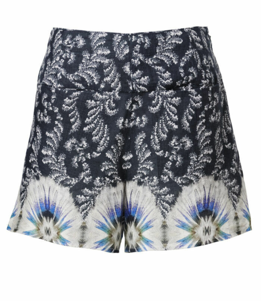 H&M Conscious Exclusive 2019 mönstrade shorts