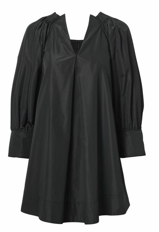 H&M Conscious Exclusive SS20 svart klänning