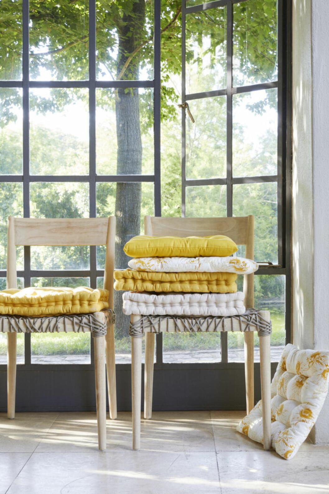 H&M home lanserar nya dynor inför påsk