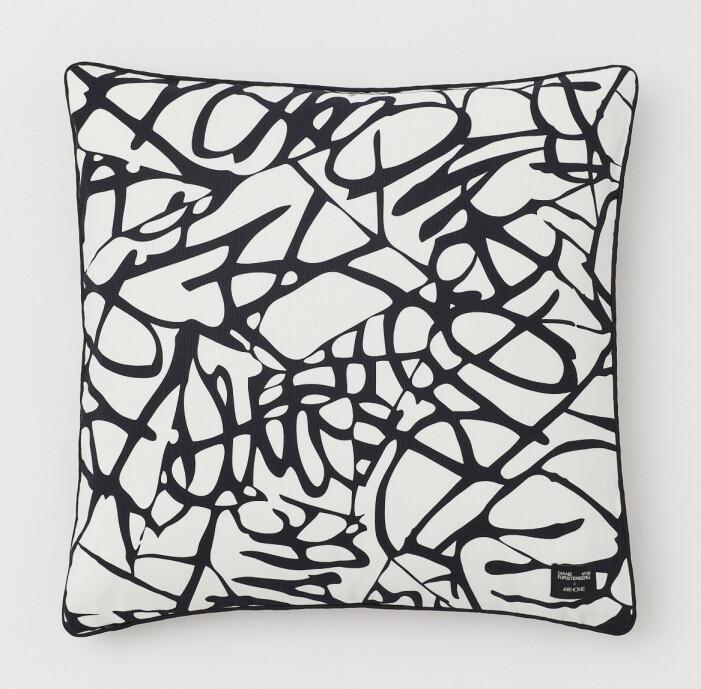 H&M home x Diane von Furstenberg kudde