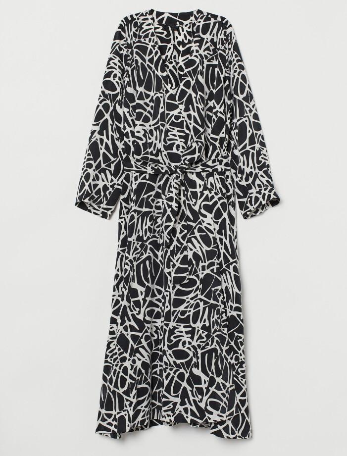 H&M home x Diane von Furstenberg morgonrock