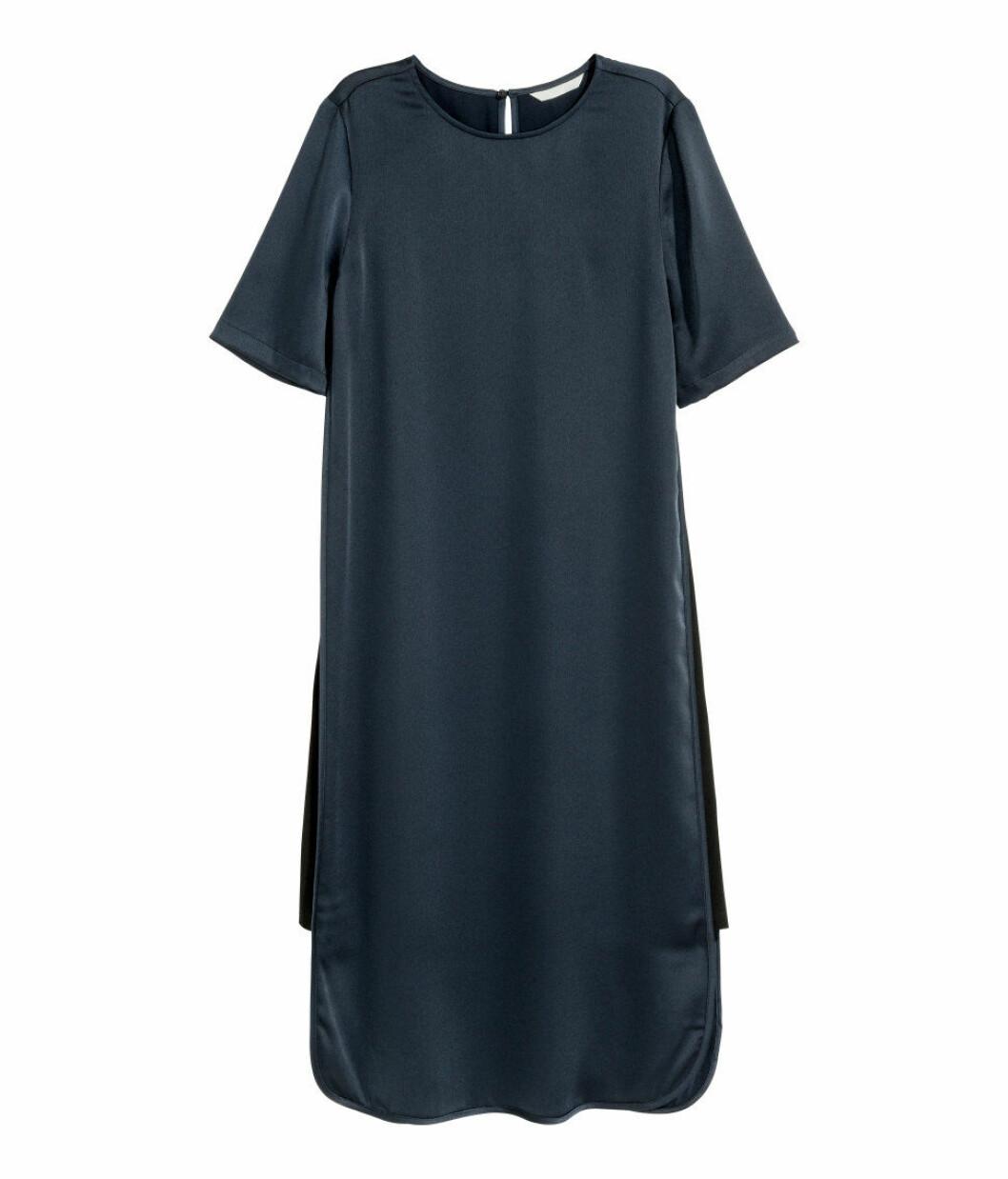blå-klänning-h&m