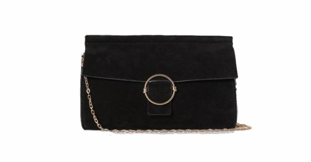 Väska i mocka från H&M