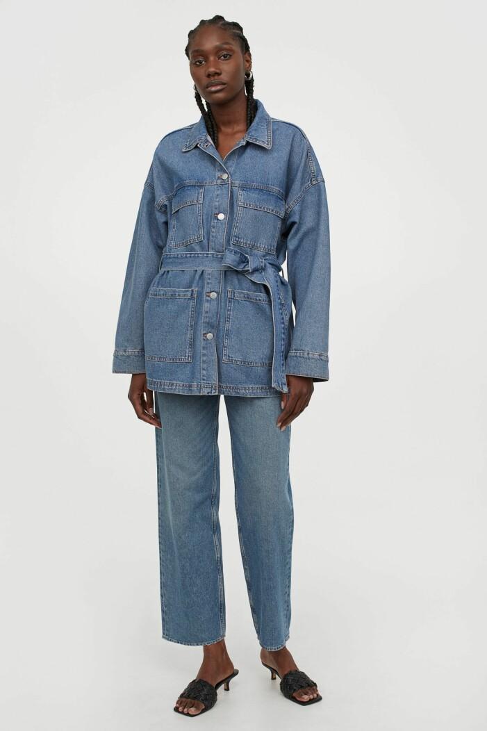 jeansjacka och jeans från H&M