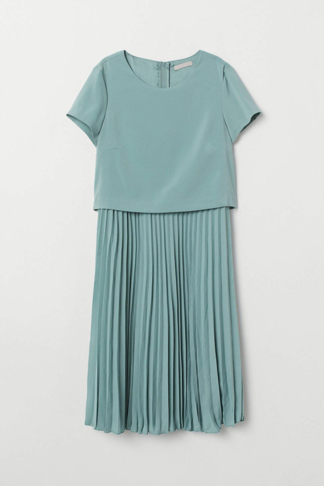 somrig klänning H&M