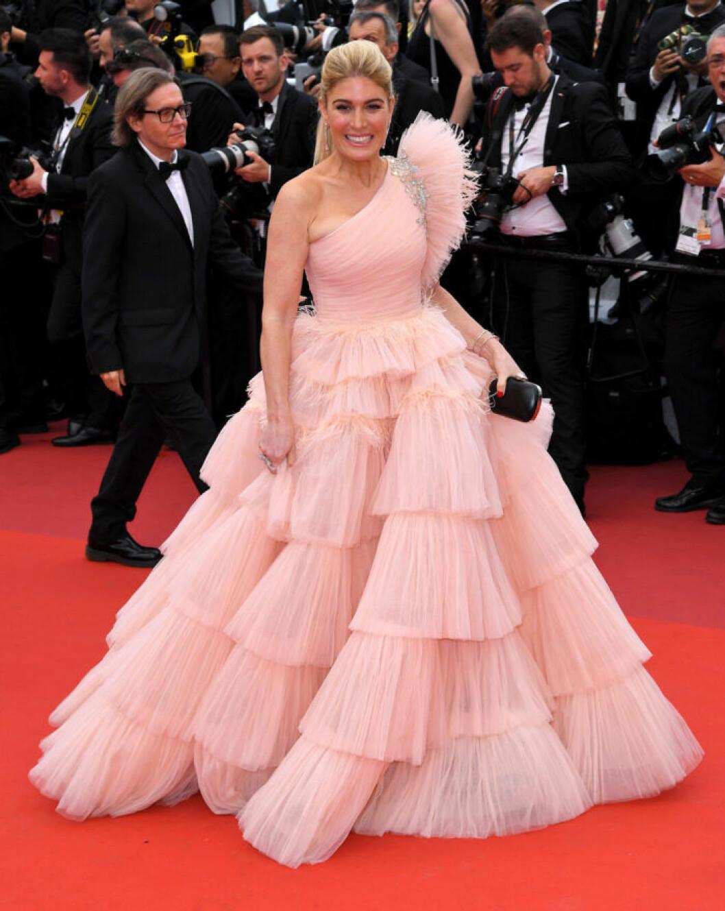 Hofit Golan på filmfestivalen i Cannes 2019