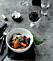 Mustig gryta på högrev med morötter och jordärtskockspuré