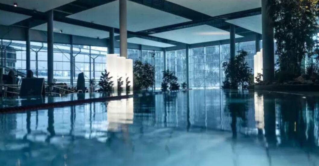 Holiday club, spahotell i Åre