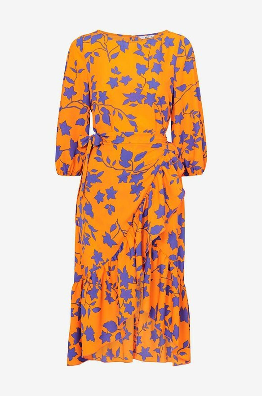 Höstig klänning