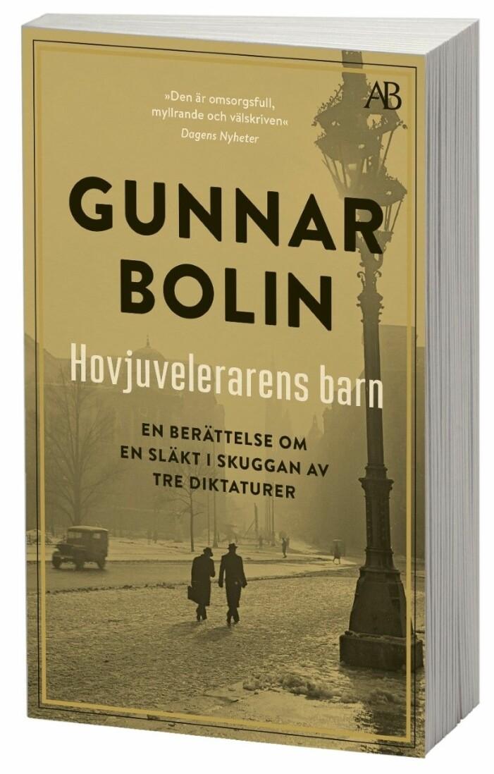 Hovjuvelernas barn, Gunnar Bolin, bokrea 2021