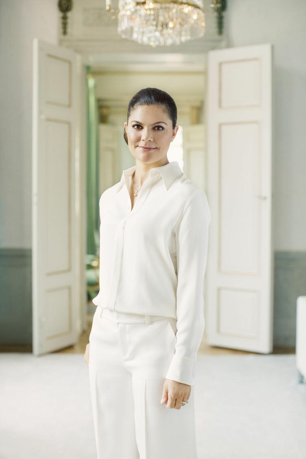 H.K.H. Kronprinsessan Victoria öppnar Stockholm Fashion Week!