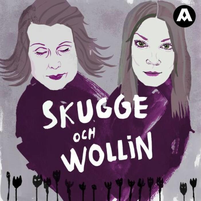 Podden Skugge och Wollin