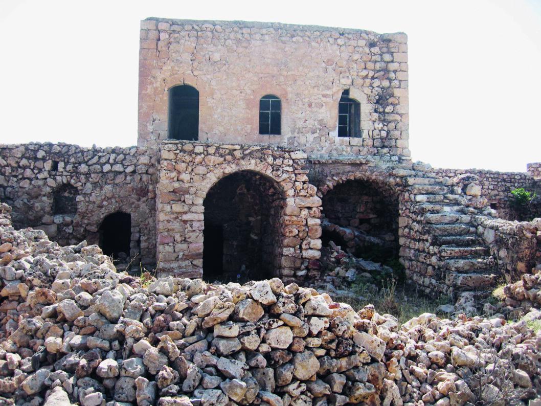 Gunillas hus i Zaz