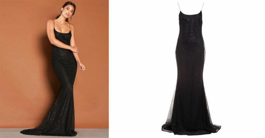 Ida Lantos klänning Corali i svart