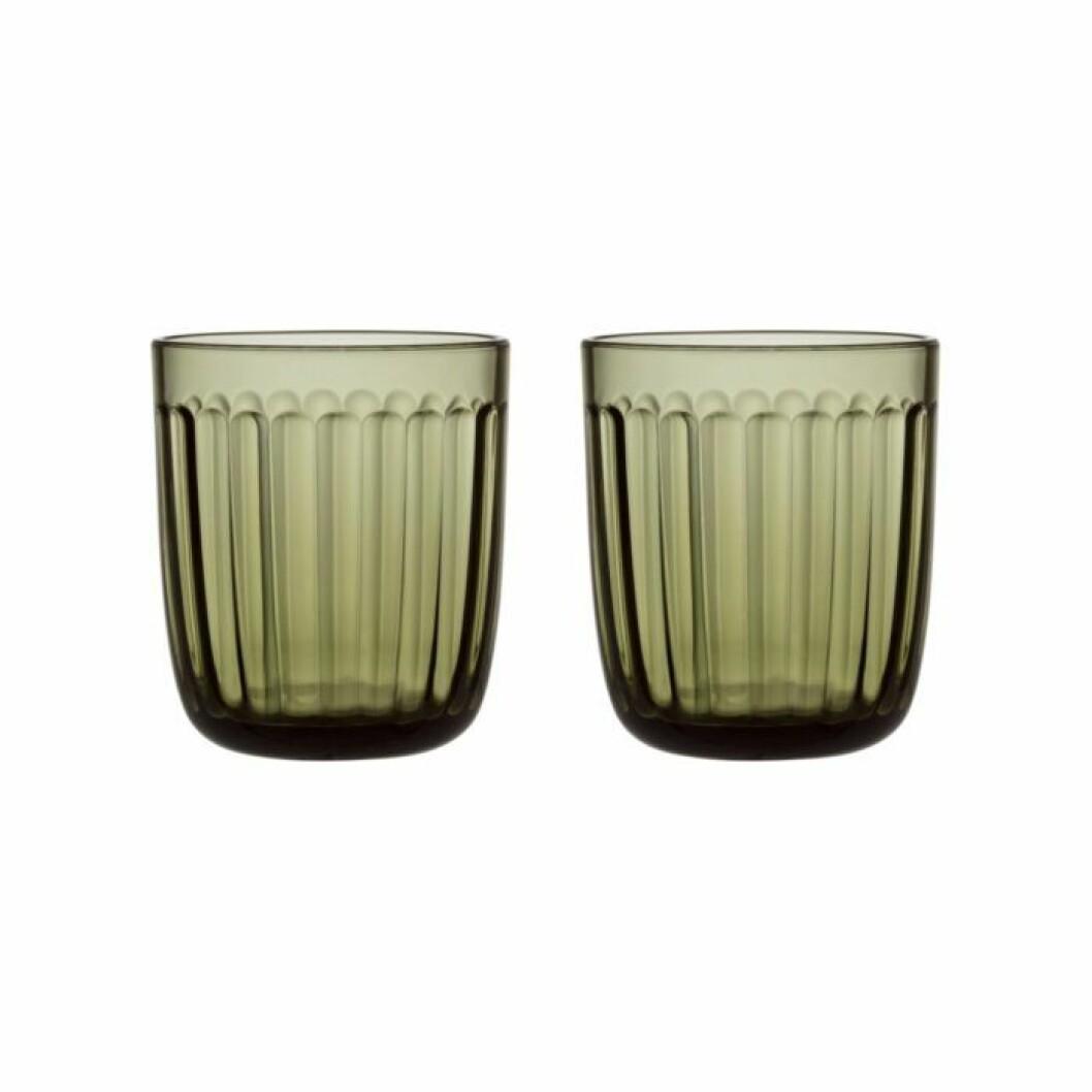 gröna glas från raami