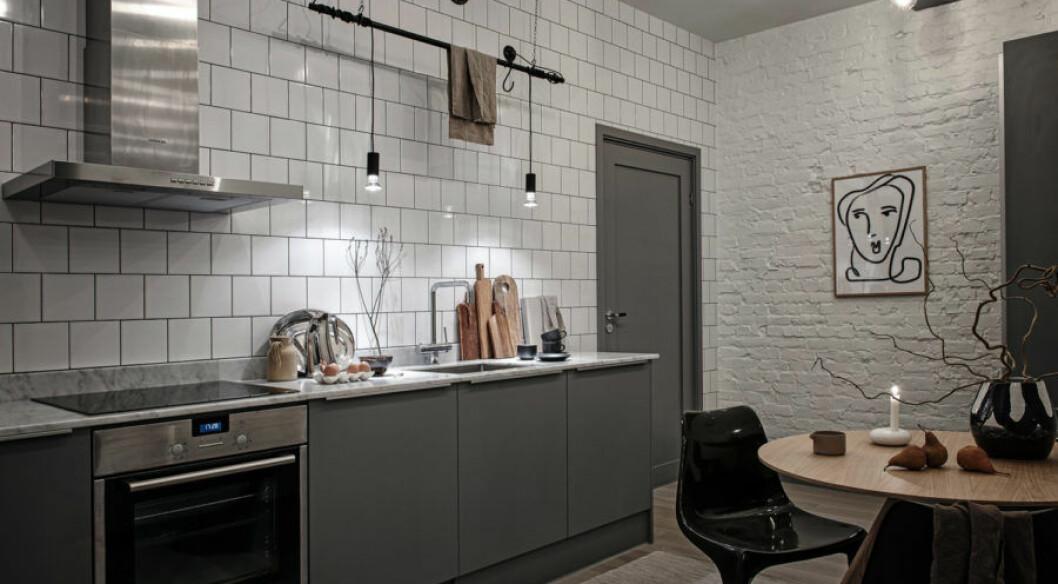 Ikeabokhylla i teak av Gillis Lundgren