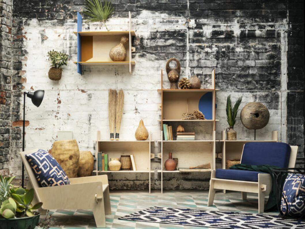 Ikeas nya deisgnsamarbete – den limiterade kollektionen Överallt